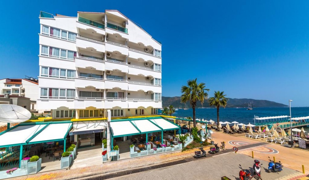 HONEYMOON HOTEL MARMARIS 2*